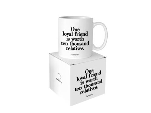 One loyal friend Mug