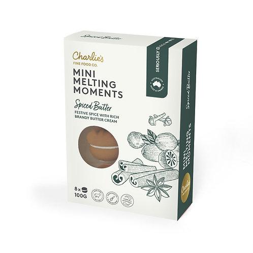 Festive Spice Mini Melting Moments/8