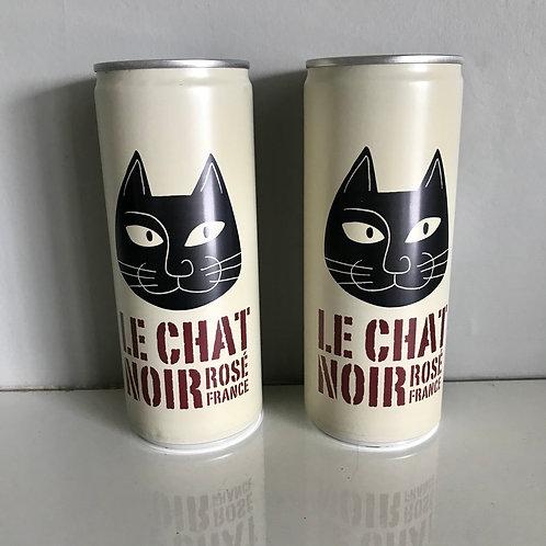 Le Chat Noir - Rose France