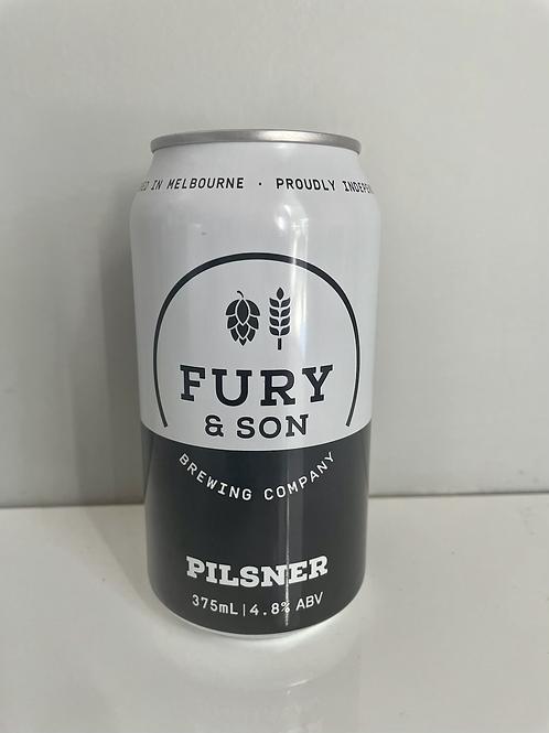 Fury & Son Pilsner 🍺