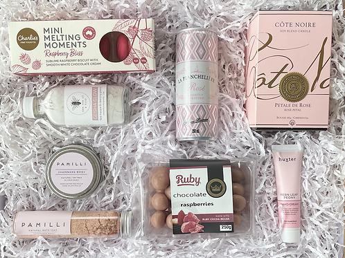 Rose Wine 🍷 Pamper Gift Box