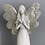 Thumbnail: Angel With Gold Wings And Quote