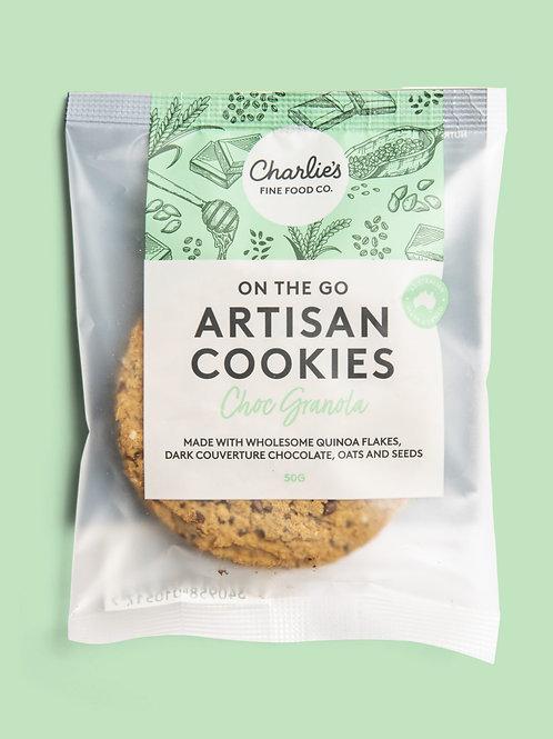 Artisan Choc Granola Cookie