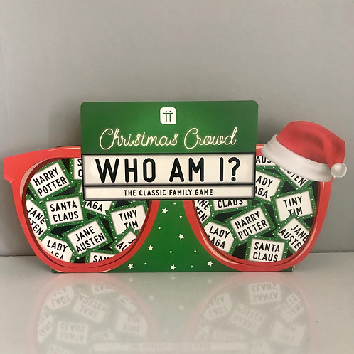 Who Am I? - Christmas Game