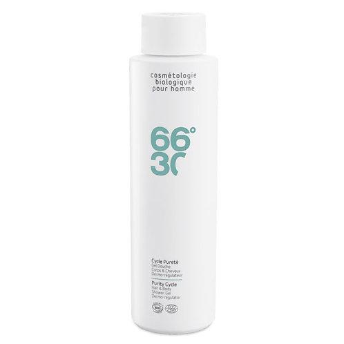 66°30 | Gel Douche Corps et Cheveux