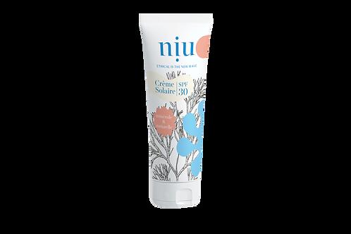 Niu | Crème solaire SPF 30