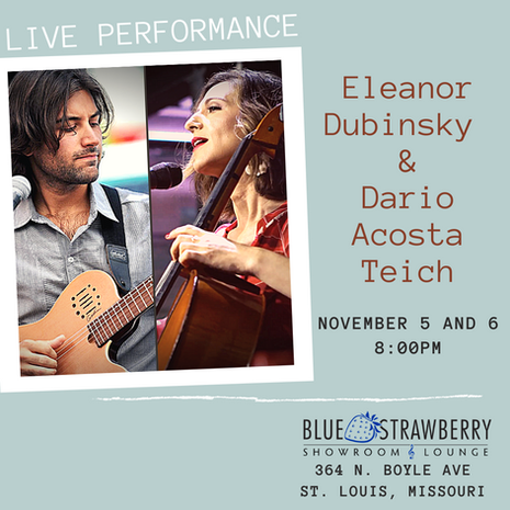 Eleanor Dubinsky & Dario Acosta Teich -