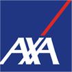 Logo de la compagnie d'assurance AXA