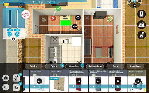 Smartn, personnalisation de la maison via la boutique