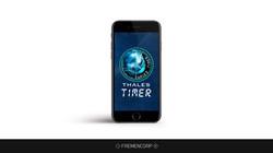 Thalès Timer - splash screen