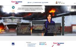 Esprit de Service 2 - The fire
