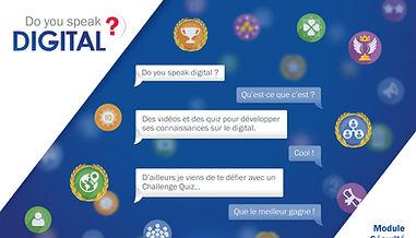 Do You Speak Digital, gamified MOOC about digital literacy