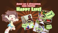 Happy Life : concept