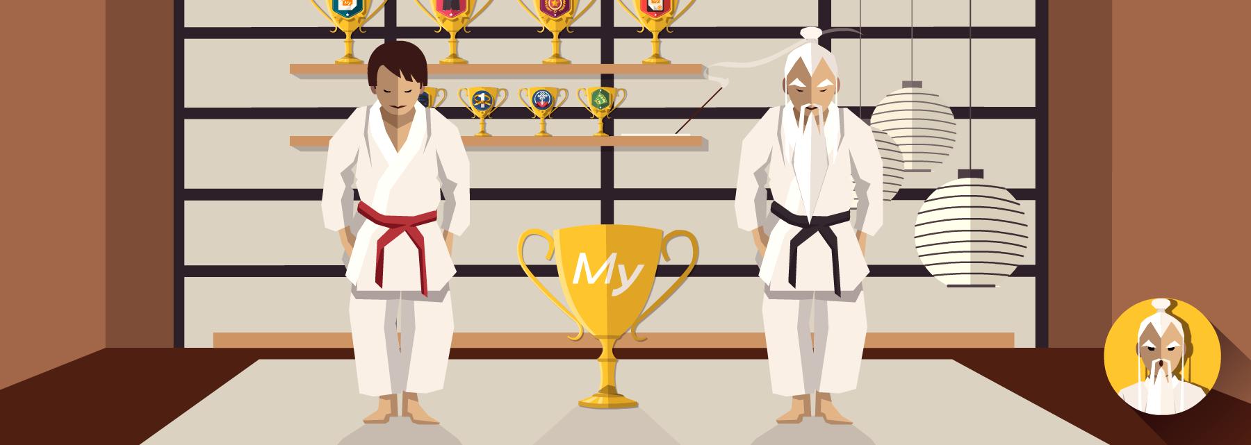 The player's achievements