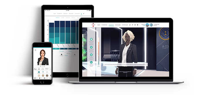 SDLab, a soluton for instructional design developed by FremenCorp