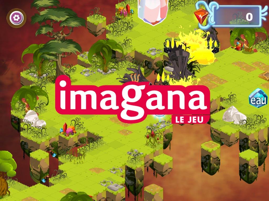Imagana - logo