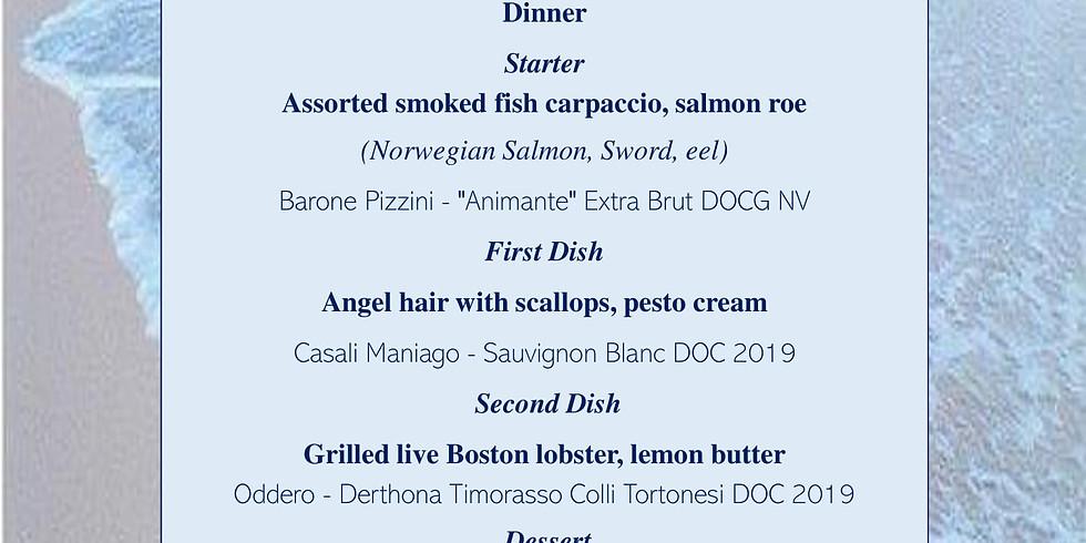 Caviar & The Sea - Easter Dinner Event