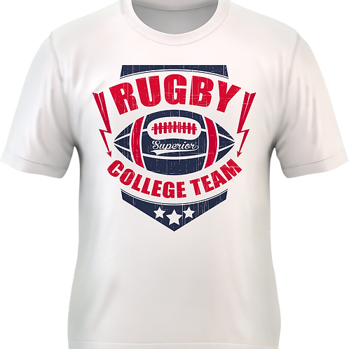Game Day Tees- Rugby