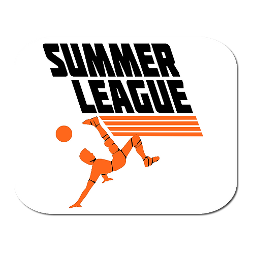 Soccer Summer League- Mousepad