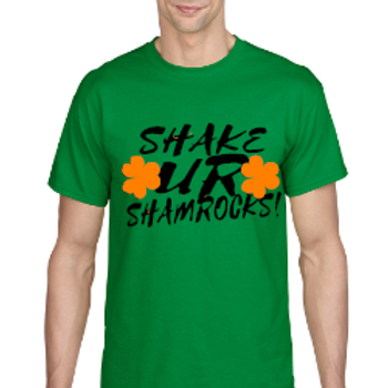 $1 Tee Discount St Patrick's Day Tee