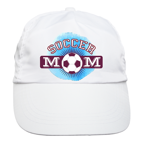 Soccer Mom- Low Profile Cap