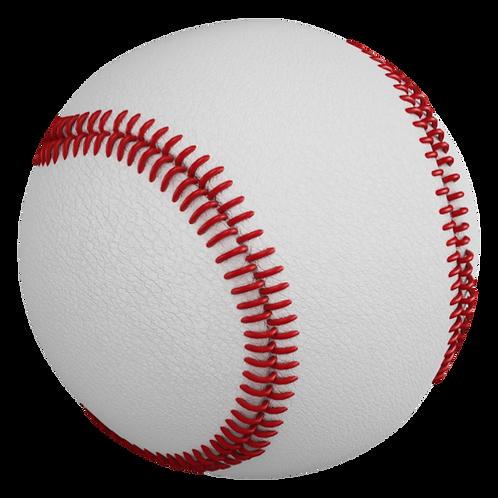 Baseball- Baseball Mousepad