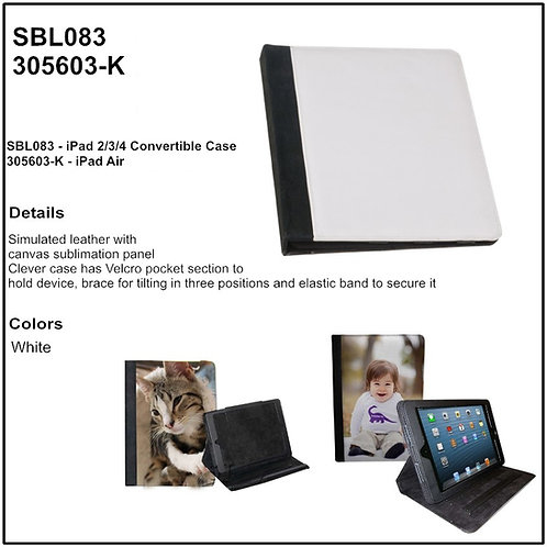 Personalize - Apple iPad Folio Cases (Fabric)