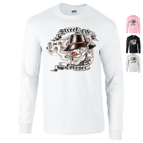 Street Life Forever LS Tee