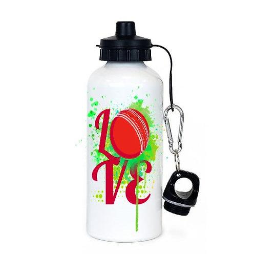 Love Cricket Water bottle