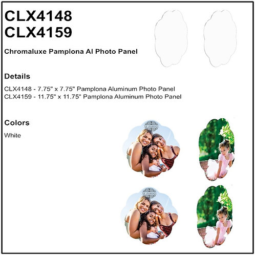 ChromaLuxe Pamplona Aluminum Photo Panel