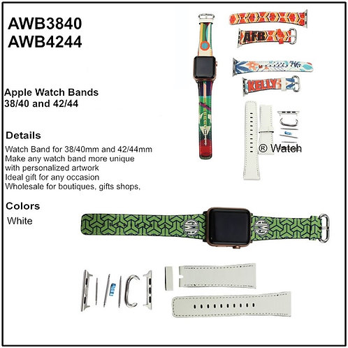 Personalize - Apple Watch Band Straps (iWatch Bands)