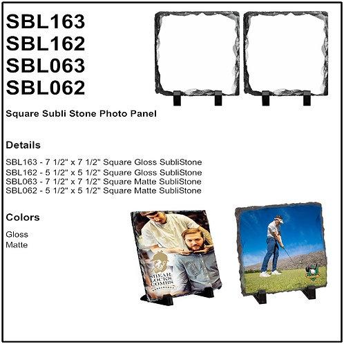 Personalize - Square SubliStone Photo Panel
