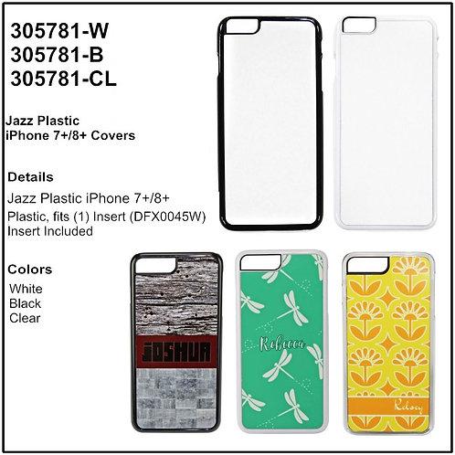Personalize - iPhone 7 Plus /8 Plus Plastic Phone Case Covers