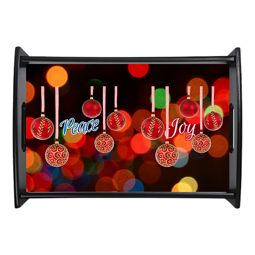 Peace & Love- Serving Tray
