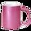 Thumbnail: Personalize - Metallic Finish Coffee Mugs