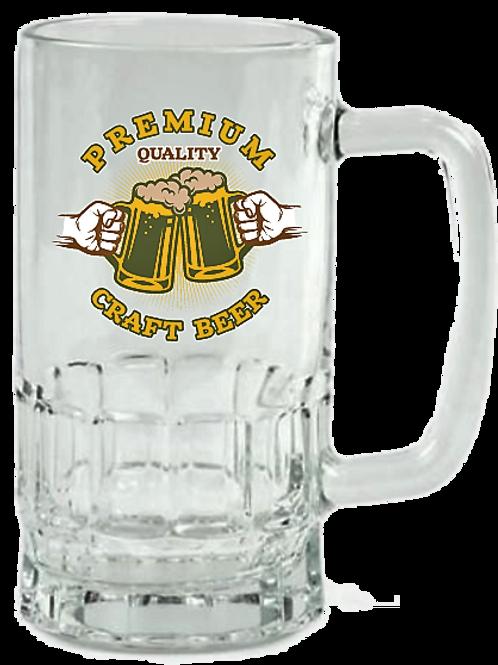 Premium Craft Beer- Beer Stein