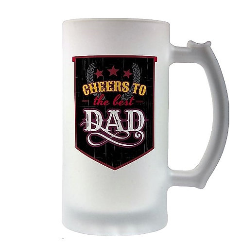 Father's Day Personalized Gift- Beer Stein