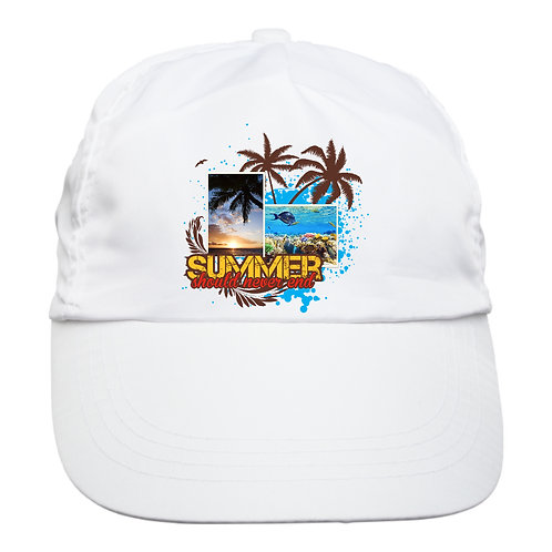 Summer Time- Low Profile Cap