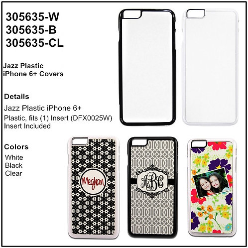 Personalize - iPhone 6 Plus Plastic Phone Case Covers