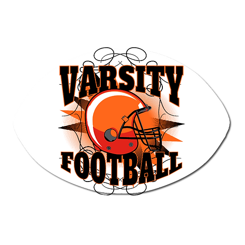 Varsity Football- Football Mousepad