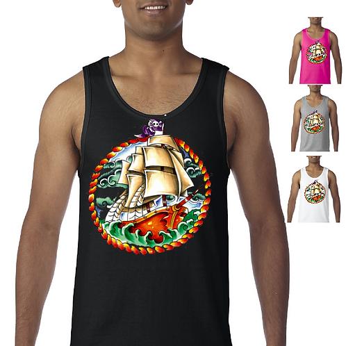 Nautical Ship Tanktop