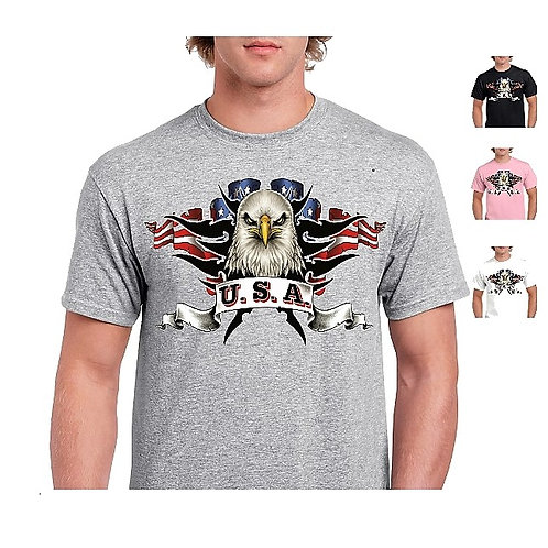 USA Patriotic Eagle