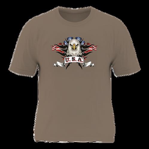 Gildan 42000 - Adult Performance T-Shirt- Grey