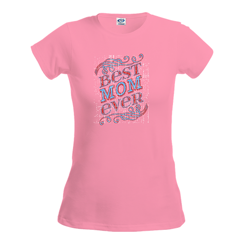 Mother's Day T shirt- Pink