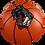 Thumbnail: Basketball Mascot- Basketball Mousepad