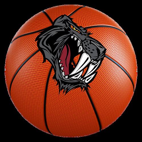 Basketball Mascot- Basketball Mousepad
