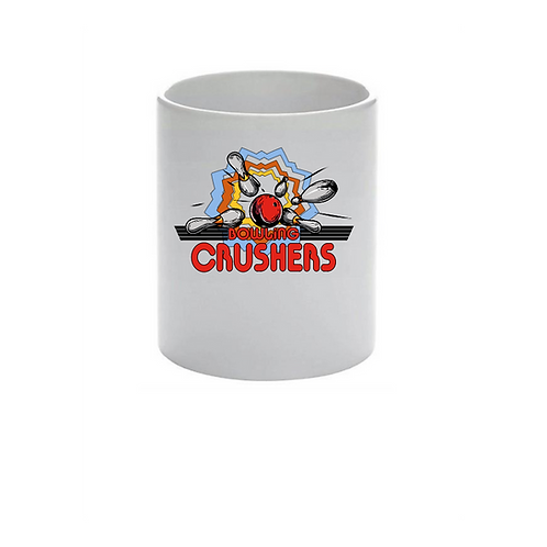 Bowling Crushers- Ceramic Pen Holder