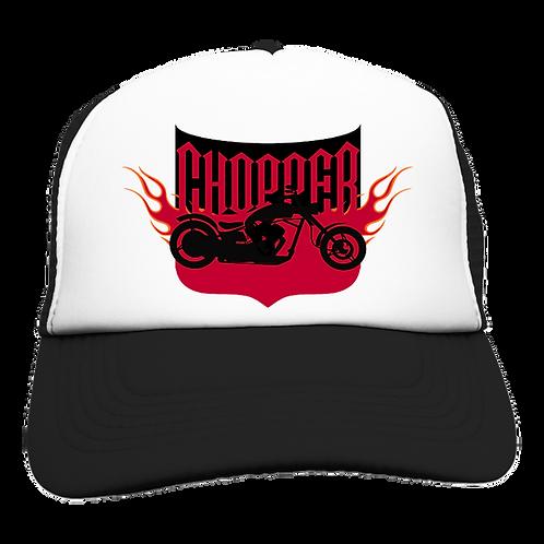 Chopper-Trucker Hat