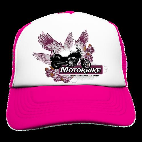 Motor Bike-Trucker Hat