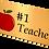 Thumbnail: #1 Teacher- Name Badge